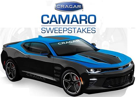 Camaro Sweepstakes - powernation tv cragar camaro sweepstakes sweepstakesbible