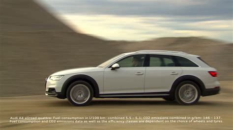 Audi A4 Offroad by The New Audi A4 Allroad Quattro All Car With