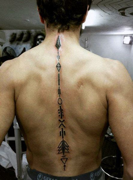 mens spine tattoos best 25 rib tattoos for guys ideas on rib