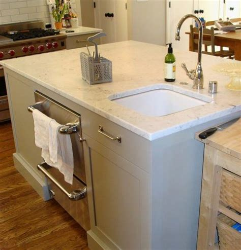 small kitchen island with sink kitchen island ideas with sink and dishwasher archives