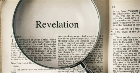 bible genesis to revelation the book of revelation is not just about the future