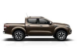 Renault Up Renault Pulls The Wraps New Alaskan Truck
