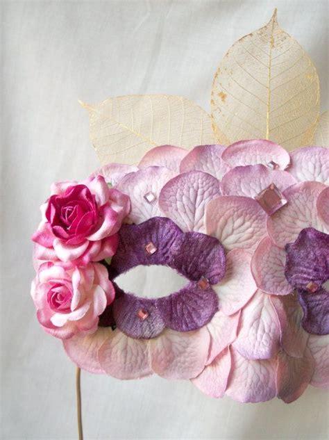 Images Flowers Petals Mask Masker Wajah Midsummer S Petal Mask Flower Wedding