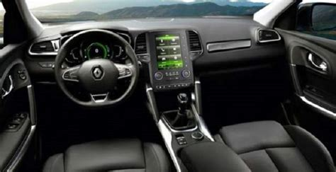 renault koleos 2017 interior 2018 renault koleos new design price 2018 2019 new suv