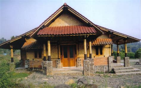 Bamboo Houses by Istana Bambu Bamboo House