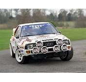 Audi Sport Quattro Group B Rally Car Wallpapers  Cool
