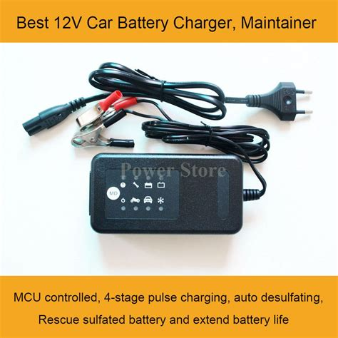 Batterie Moto 12v 6315 by 12v Car Battery Charger 12v Motorcycle Battery Charger