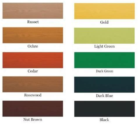 protek shed back yard fence paint colors i like are nutbrown or rosewood diy crafty things