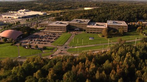 volvo truck corporation goteborg sweden volvo cars headquarters gothenburg sweden aerial shot