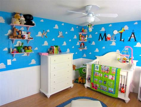 Teen Bedroom Themes pixar themed nursery project nursery