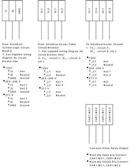 wiring diagrams for terminal blocks wiring wirning diagrams