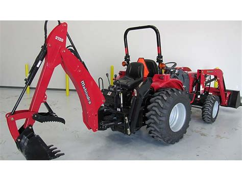 mahindra 2013 3720 backhoe attachments