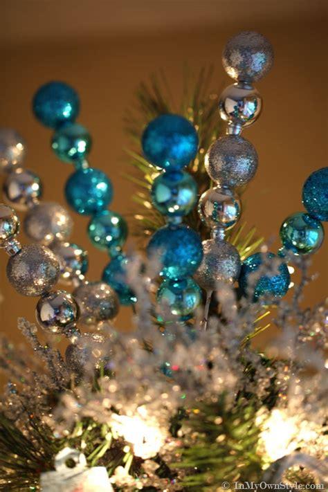 semi handmade christmas ornaments    style