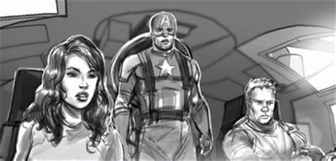iron man avengers alternate scene