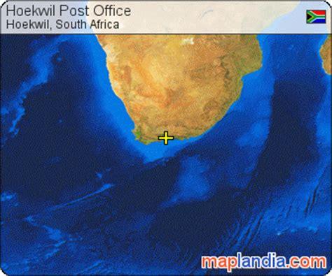 Satellite Post Office by Hoekwil Post Office Hoekwil Satellite Map