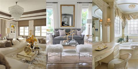 glamorous homes interiors glam interior design inspiration to take from how to decorate your home glamorously