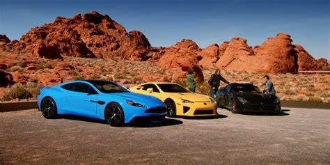 Top Gear Aston Martin Vanquish by Aston Martin Vanquish Blue Top Gear Www Imgkid The