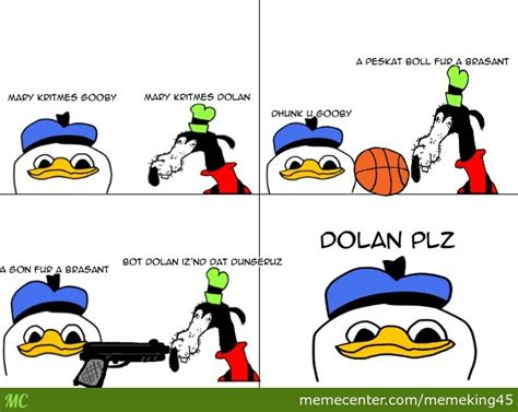 dolan and gooby by memeking45 meme center