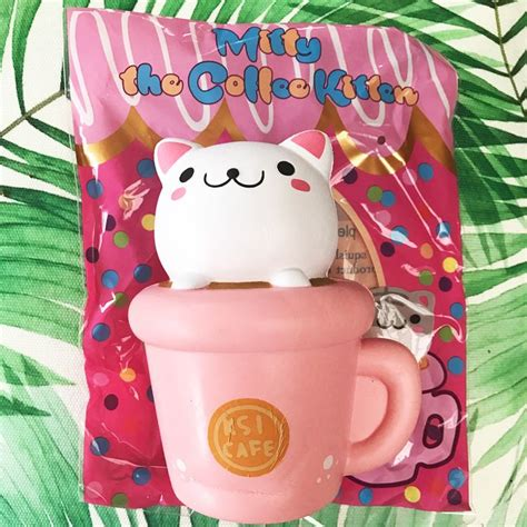 Squishy Hello Dalam Cangkir Hello The Coffee Kitten Squish 1000 images about stuff on kawaii shop emoticon and bakeries