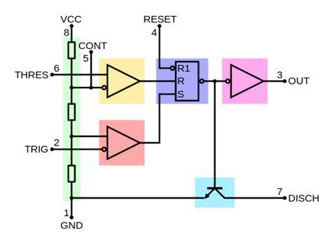 555 chip diagram arduino info popular ics