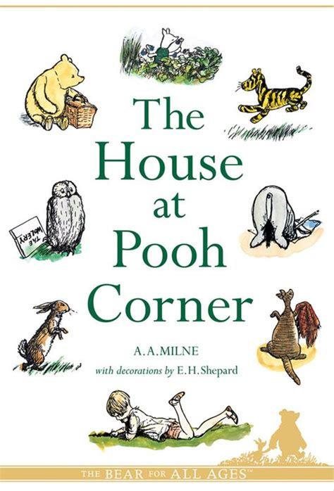 the house at pooh corner bol com the house at pooh corner ebook adobe epub a a milne 9781405255820