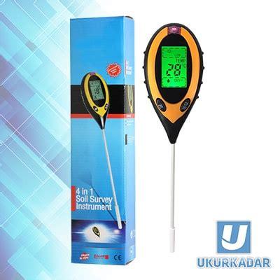 Alat Ukur Ph Tanah Pertanian alat ukur kadar kualitas tanah 4 in1 penguji ph tanah