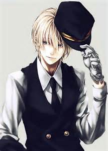 Anime Guy Google Search Anime Pinterest Deviantart Anime Boy In Suit Drawing Free