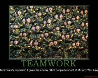 bad teamwork quotes quotesgram