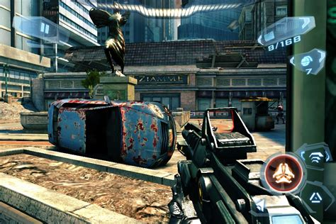 Gamis Nava 3 freedom edition makes gameloft s sci fi shooter
