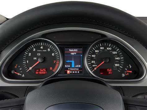 auto manual repair 2007 audi a6 instrument cluster image 2009 audi q7 quattro 4 door 3 6l premium instrument cluster size 1024 x 768 type gif