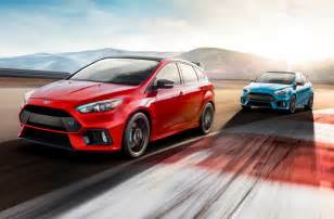 Ford Rs Ford Offers Special Edition 2018 Focus Rs