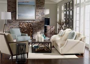 chic living rooms rustic chic living room ethan allen