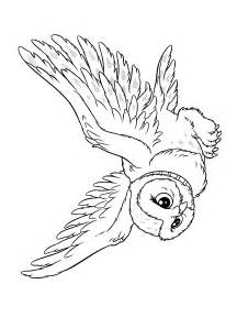 harry potter coloring pages hedwig free coloring pages of harry potter owl