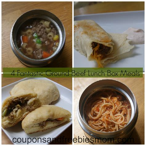 easy freezer beef lunch ideas coupons and freebies mom