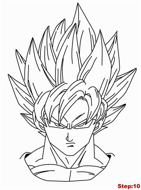 god coloring pages goku saiyan god coloring pages coloring home