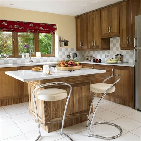 walnut kitchen ideas walnut kitchen kitchens kitchen ideas image housetohome co uk