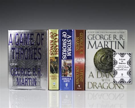 edged blade the omega series volume 2 books of thrones george martin edition signed book