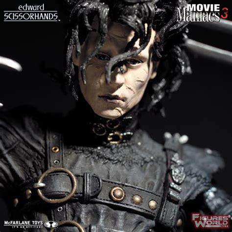 Mcfarlane Edward Scissorhands figuresworld gt t v gt edward scissorhands