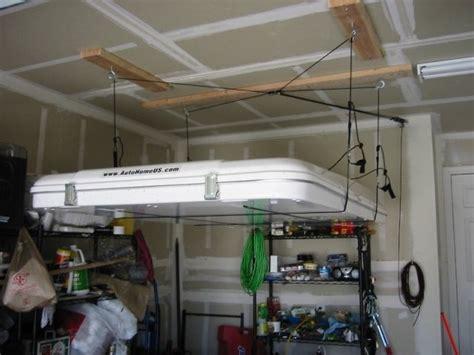 Garage Hoist System Garage Hoist System Hoist 3 Jpg Tacoma World