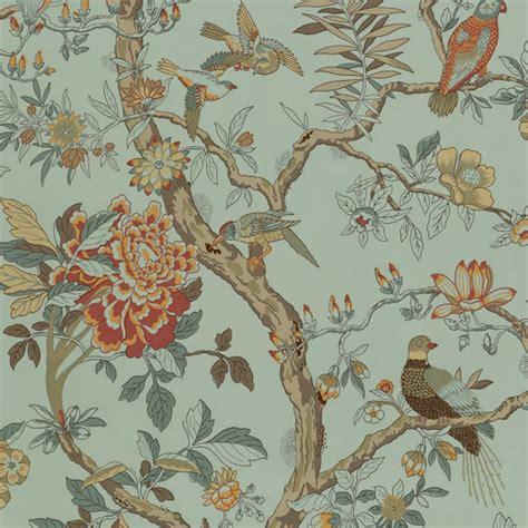 Papier Peint Anglais by Papier Peint Anglais Oiseaux Dudew