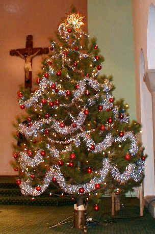 Crib Tree by Sacred Crib Tree