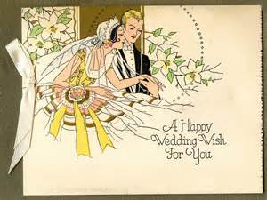 the copycat collector collection 244 vintage 1920s wedding cards