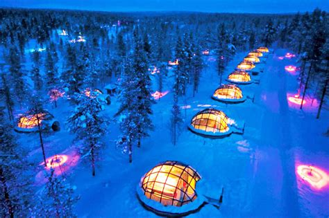 sleep under the northern lights sleep under the northern lights in a glass igloo in