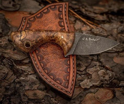 Handmade Neck Knives - handmade neck knives
