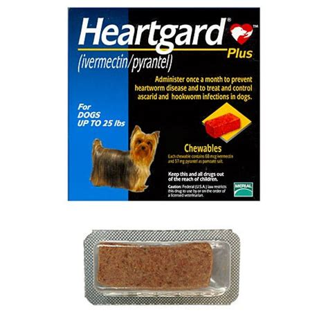 heartgard plus for dogs up to 25 lbs heartgard plus for dogs up to 25 lbs blue 1 chewables vetdepot