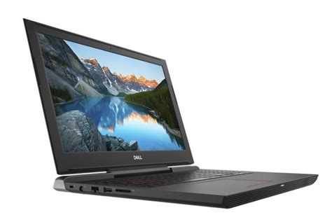 rugged gaming laptop dell introduces inspiron 15 7000 gaming laptop and a rugged tablet gizbot