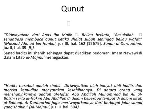 Kesahihan Dalil Shalat Tarawih 20 Rakaat bacaan shalat