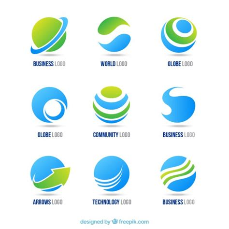 free logos templates free set of 300 logo templates