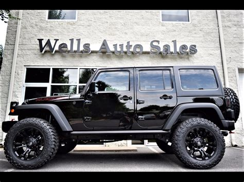 lifted jeeps custom jeeps for sale near warrenton va lifted jeeps for