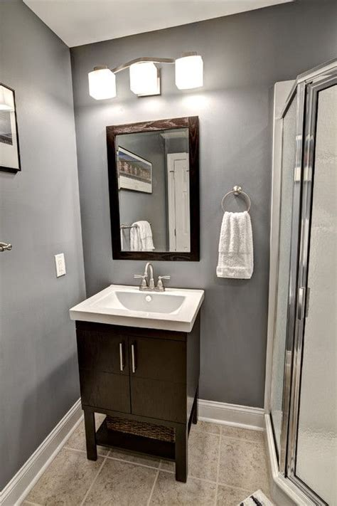 Bathroom Color Ideas Pictures by 17 Best Ideas About Small Basement Bathroom On